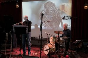 Presentatie CD Birds' Song in Brebl/ © 2019 Olga Beumer