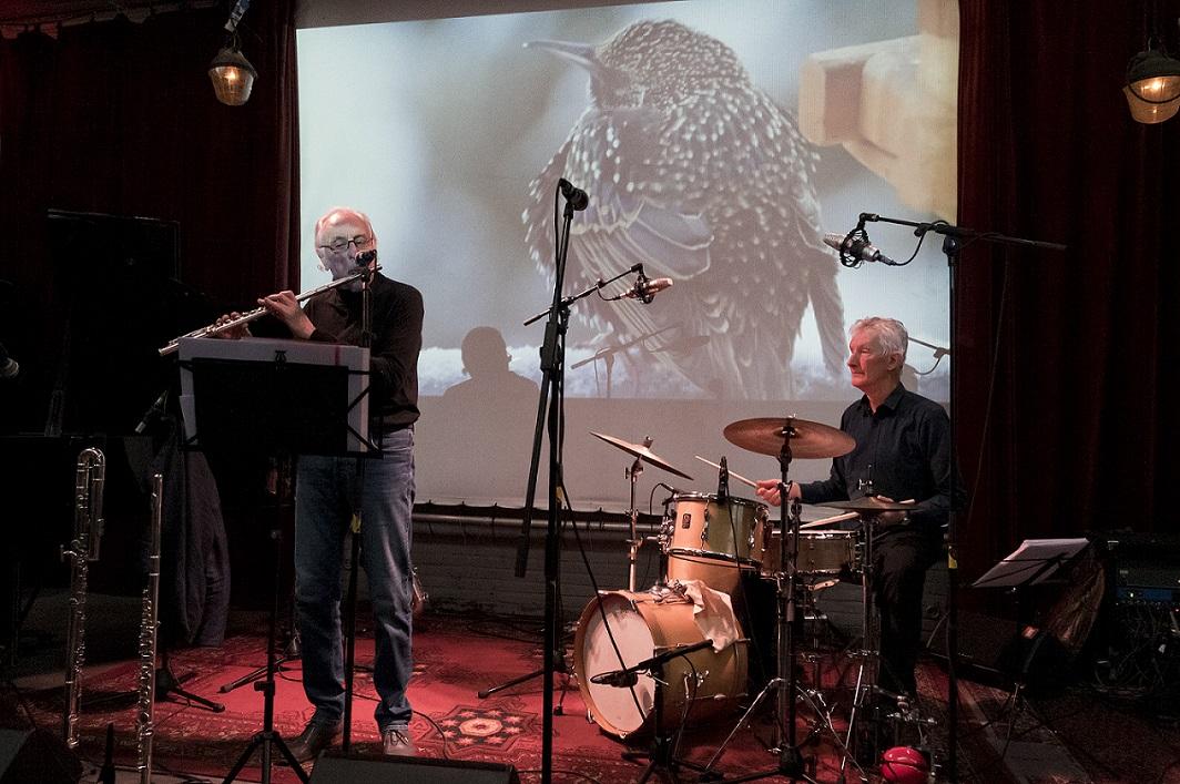 Presentatie CD Birds' Song in Brebl/ © 2019 Olga Beumer